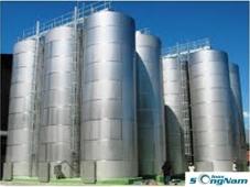 Gia công thép không gỉ: bồn bể hóa chất/xăng dầu inox 304/316L