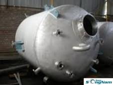Bồn thép không gỉ 316L: hóa chất